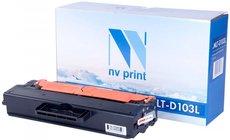 Картридж NV Print MLT-D103L Black