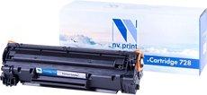 Картридж NV Print 728 Black