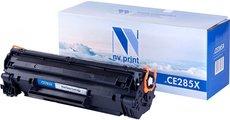 Картридж NV Print CE285X Black