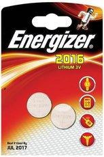 Батарейка Energizer Classic (CR2016, 2 шт)