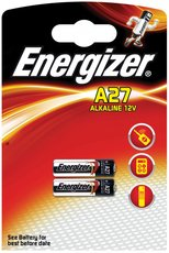 Батарейка Energizer Classic (A27, 2 шт)