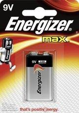 Батарейка Energizer Max (9V, 1 шт)