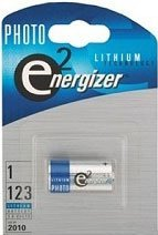 Батарейка Energizer Photo (CR123, 1 шт)