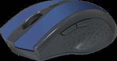 Мышь Defender Accura MM-665 Blue (52667)