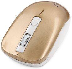Мышь Gembird MUSW-400 Gold
