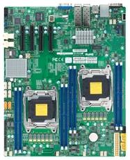 Серверная плата SuperMicro X10DRD-LTP-O