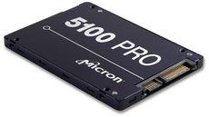 Твердотельный накопитель 480Gb SSD Micron 5100 Pro (MTFDDAK480TCB)