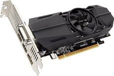 Видеокарта nVidia GeForce GTX1050 Gigabyte OC Low Profile PCI-E 2048Mb (GV-N1050OC-2GL)