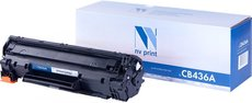 Картридж NV Print CB436A Black