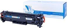 Картридж NV Print CC531A/718 Cyan