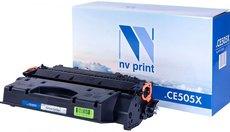 Картридж NV Print CE505X Black