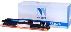 Картридж NV Print CF352A Yellow