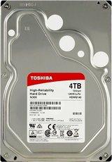 Жесткий диск 4Tb SATA-III Toshiba N300 (HDWQ140UZSVA) OEM