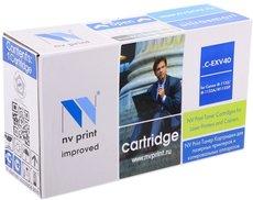 Картридж NV Print CEXV40/X Black