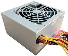 Блок питания 500W PowerMan PM-500ATX-F OEM