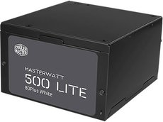 Блок питания 500W Cooler Master MasterWatt Lite 500 (MPX-5001-ACABW-EU)