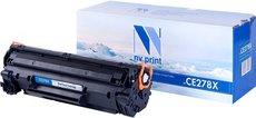Картридж NV Print CE278X Black