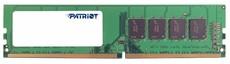 Оперативная память 4Gb DDR4 2400MHz Patriot (PSD44G240082)