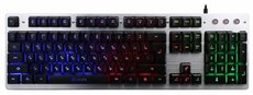 Клавиатура Oklick 770G Iron Force Black/Grey