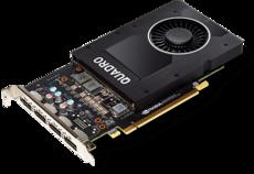Профессиональная видеокарта nVidia Quadro P2000 PNY PCI-E 5120Mb (VCQP2000-PB)