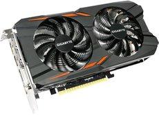 Видеокарта nVidia GeForce GTX1050 Ti Gigabyte WindForce PCI-E 4096Mb (GV-N105TWF2-4GD)