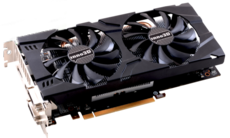 Видеокарта nVidia GeForce GTX1060 Inno3D Twin X2 PCI-E 6144Mb (N106F-5SDN-N5GS)