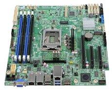 Серверная плата Intel S1200SPSR