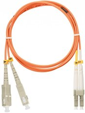 Оптический патч-корд NIKOMAX NMF-PC2M2C2-SCU-LCU-001