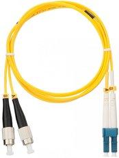 Кабель волоконно-оптический NIKOMAX NMF-PC2S2C2-FCU-LCU-003