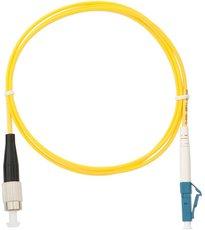 Кабель волоконно-оптический NIKOMAX NMF-PC1S2C2-FCU-LCU-015