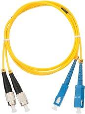 Оптический патч-корд NIKOMAX NMF-PC2S2C2-SCU-FCU-002