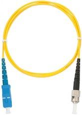 Оптический патч-корд NIKOMAX NMF-PC1S2C2-SCU-STU-002