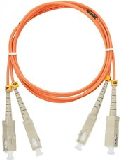 Оптический патч-корд NIKOMAX NMF-PC2M2C2-SCU-SCU-001