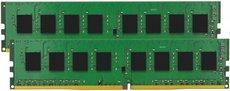 Оперативная память 16Gb DDR4 2400MHz Kingston (KVR24N17S8K2/16) (2x8Gb KIT)