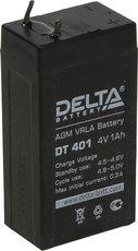 Аккумуляторная батарея Delta DT 401