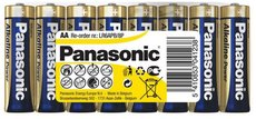 Батарейка Panasonic Alkaline Power (AA, Alkaline, 48 шт)