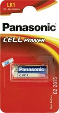 Батарейка Panasonic Cell Power (LR1, 1 шт)