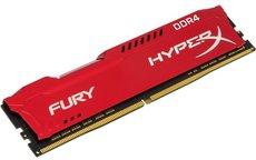 Оперативная память 16Gb DDR4 2400MHz Kingston HyperX Fury (HX424C15FR/16)