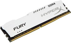 Оперативная память 16Gb DDR4 2400MHz Kingston HyperX Fury (HX424C15FW/16)
