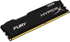 Оперативная память 16Gb DDR4 2666MHz Kingston HyperX Fury (HX426C16FB/16)