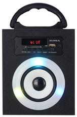 Портативная акустика Supra BTS-550 Black