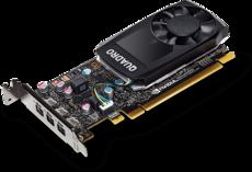 Профессиональная видеокарта nVidia Quadro P400 PNY PCI-E 2048Mb (VCQP400-PB)