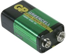 Батарейка GP 1604G Greencell (9V, 1 шт)