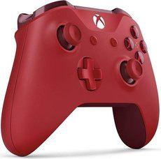 Геймпад Microsoft Xbox One Wireless Controller Red (WL3-00028)