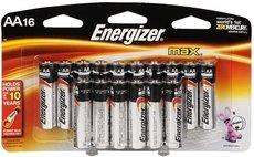 Батарейка Energizer Max (AA, 16 шт)
