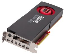 Профессиональная видеокарта AMD FirePro W9100 Sapphire PCI-E 32768Mb (100-505989)