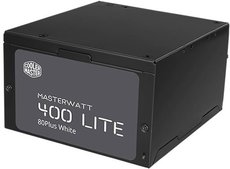 Блок питания 400W Cooler Master MasterWatt Lite (MPX-4001-ACABW-EU)
