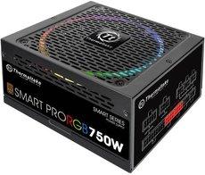 Блок питания 750W Thermaltake Smart Pro RGB (PS-SPR-0750FPCBEU-R)
