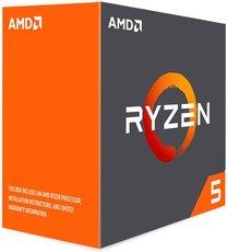 Процессор AMD Ryzen 5 1600X BOX (без кулера)
