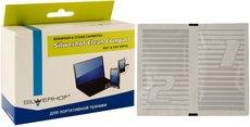 Silwerhof Clean Compact чистящие салфетки влажные + сухие, для ноутбуков/планшетов, 10шт.+10шт.